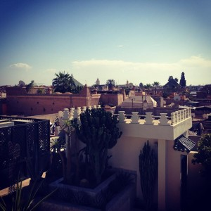 Never get tired of lovely views views view marrakech medinahellip